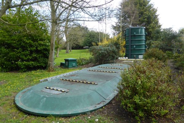 The National Autistic Society   Sewage Treatment Plant   Somerset