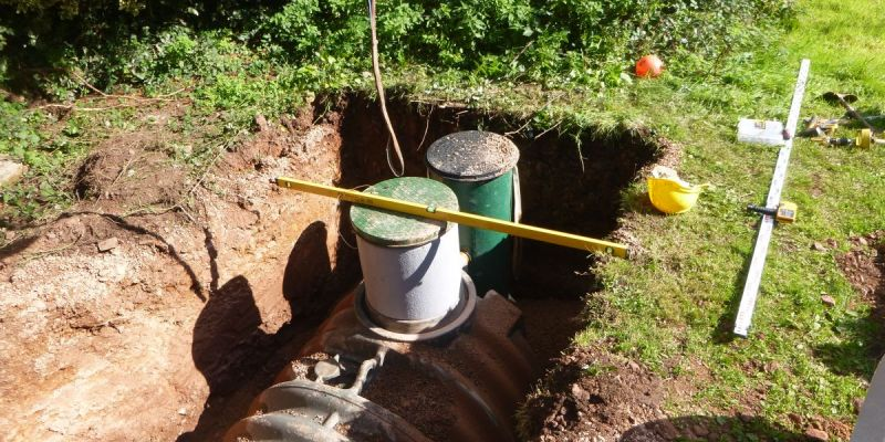Goldsmoor Barn | Septic Tank Installation | Tiverton, Devon