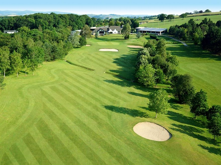 Dainton Park Golf Club | Sewage Pumping Station | Devon