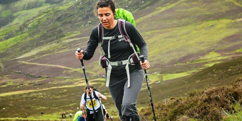 WCI Director walks the Cateran Yomp for charity